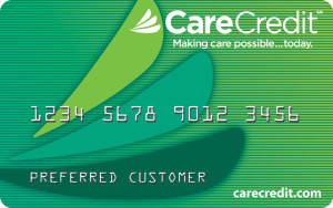 Why CareCredit: 24 MONTHS: NO INTEREST, NO PENALTY, NO DOWNPAYMENT